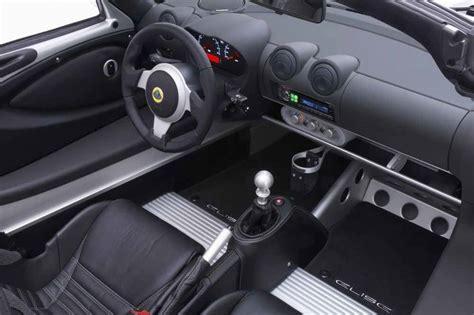 Lotus Elise S2 Interior by Lotus Elise Price Modifications Pictures Moibibiki