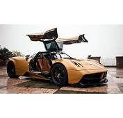 Pagani Huayra Steampunk Hypercar Pictures  Roadshow
