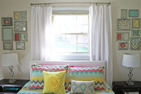 Make Your Own Upholstered Headboard by How To Make A Nailhead Upholstered Headboard House Updated