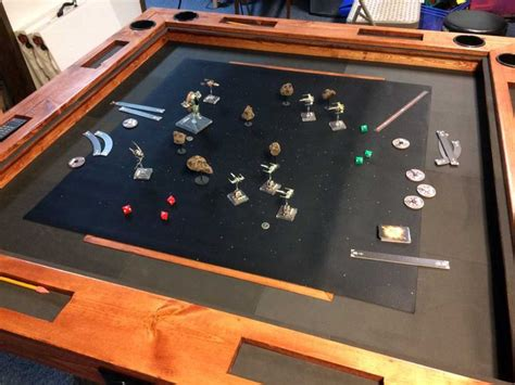 custom gaming table build a custom gaming table igeekout net