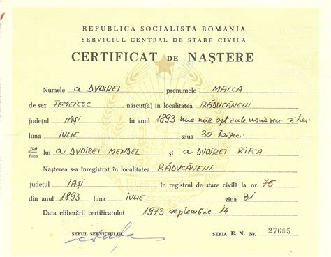 Birth Records Louisiana Free Sle Birth Certificatea Record Certificate Birth And