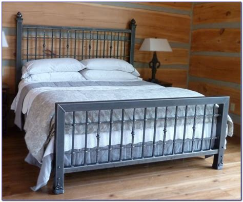 white metal headboard king size headboard home