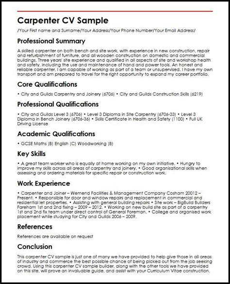 the characteristic of the cv model 2018 resume tips