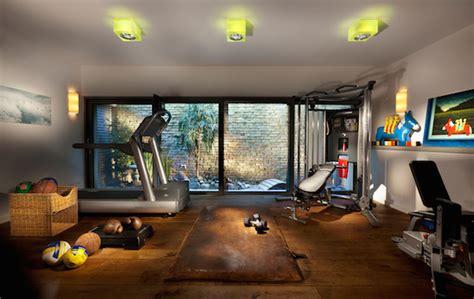 Fitness Vloer Thuis by Zo Maak Je Je Eigen Fitnessruimte Thuis