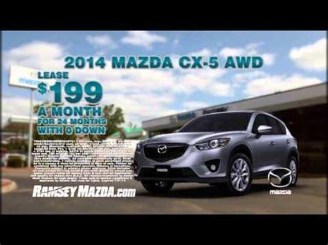the proposal ramsey mazda youtube 2014 mazda cx 5 awd lease deal at ramsey mazda youtube