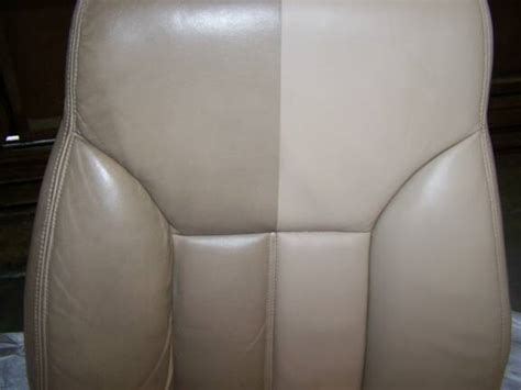 cleaning leather car seats how to clean refresh your leather interior micksgarage