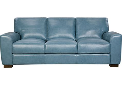 leather sofa blue maxwell park blue leather sofa leather sofas blue
