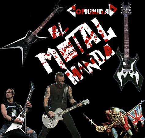 imagenes de cumpleaños rockero para facebook el metal manda gt gt inicio