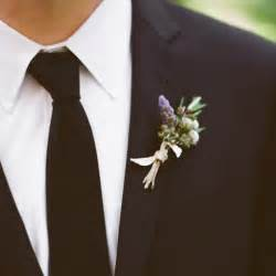 wedding boutonnieres lavender wedding boutonniere ideas once wed