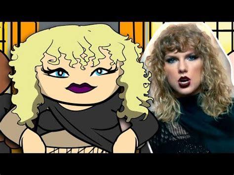 taylor swift style cartoon parody taylor swift style cartoon parody doovi