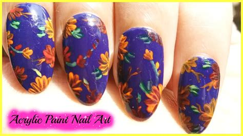 Acrylic Paint For Nail