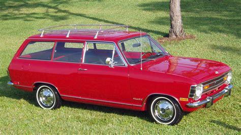 1968 opel kadett wagon 1968 opel kadett l wagon mecum indianapolis 2016 f83 1