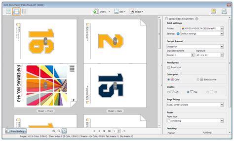 print workflow software print workflow make ready dots software