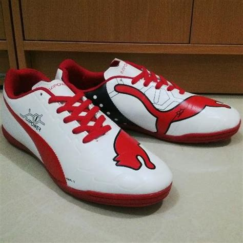 Sepatu Precise New sepatu futsal shop on quot evopower merah putih