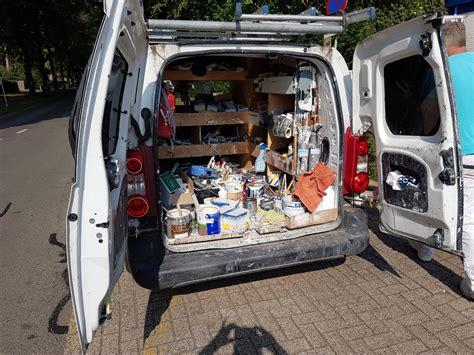 Ramen Polijsten Zelf Te Doen by Werkbus Met Verf Carclean Forum