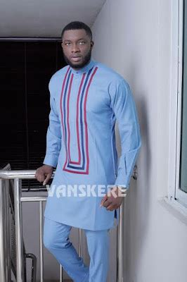 bayelsa native wears unveiling vansekere 2016 classic collection photos