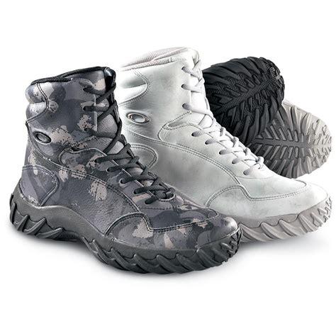 oakley assault boots oakley standard issue assault boots 120266 combat