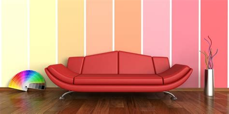 Living Room Background Stock Images Living Room With Sofa And Warm Tones On Wall Background Hd