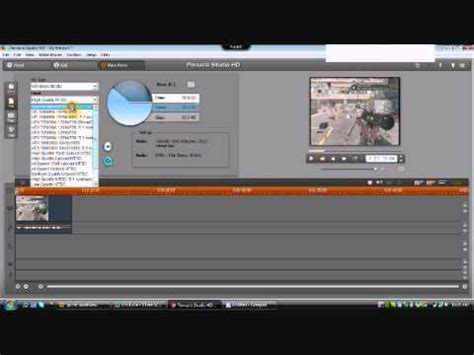 tutorial video pinnacle tutorial how to render a video in pinnacle studio 14