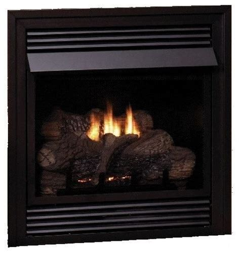 modern vent free fireplace vent free 24 quot gas millivolt fireplace