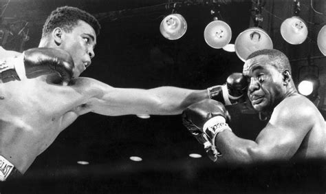 Muhammad Alis Fight by Wylie On Muhammad Ali The Fighterthe Fight City
