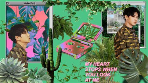 exo aesthetic wallpaper exo desktop wallpaper tumblr