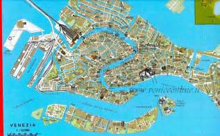 Venice Italy Map by Map Of Venice Italy