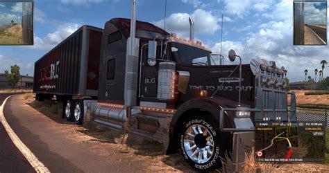 brand kenworth truck doodle bug kenworth truck mod truck simulator