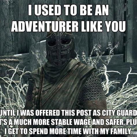 Skyrim Memes And Jokes - skyrim jokes gaming pinterest skyrim