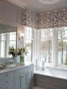 Valances For Bathrooms Window Treatments On Pinterest Box Pleat Valance