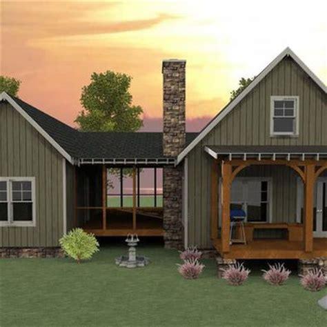 Breezeway On Pinterest Cottage House Plans With Breezeway