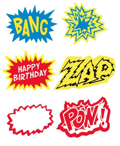 free printable birthday fonts 14 free superhero font images comic fonts free