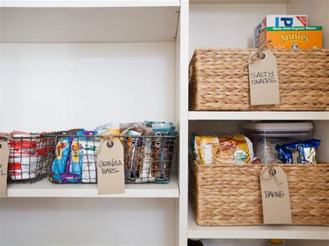 16 small pantry organization ideas hgtv 16 small pantry organization ideas hgtv