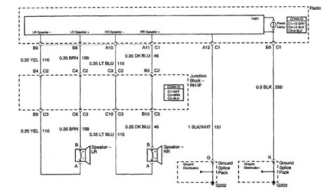 wiring diagram  wires      radio         car