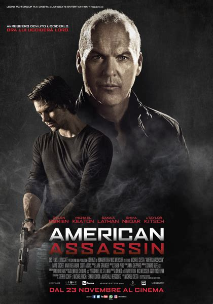 film 2017 azione razzie awards per american assassins