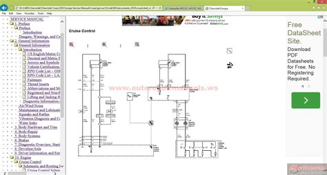 chevrolet cruze engine diagram wiring diagrams wiring
