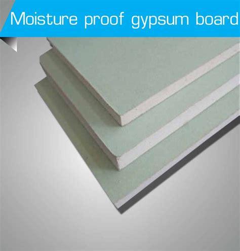 Moisture Resistant Gypsum Board Ceiling by Waterproof Gypsum Ceiling Board