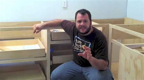 How To Install A Drawer Slide by How To Install Blum Tandem Undermount Drawer Slides