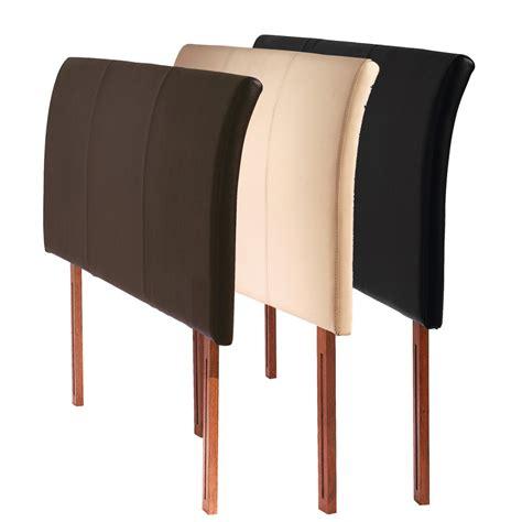 leather double headboard arden headboards
