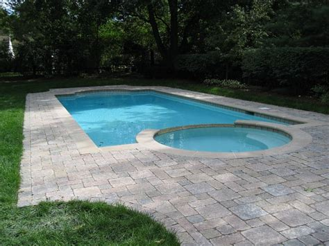 inground pool ideas 25 best ideas about inground pool designs on pinterest