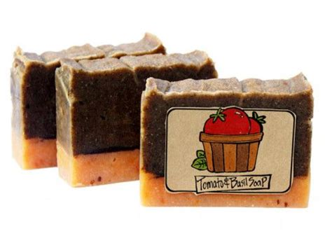 printable soap recipes natural tomato soap recipe with printable labels soaps