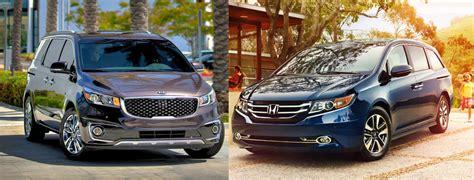 Kia Sedona Vs Honda Odyssey Friday Kia Sedona Vs Honda Odyssey The