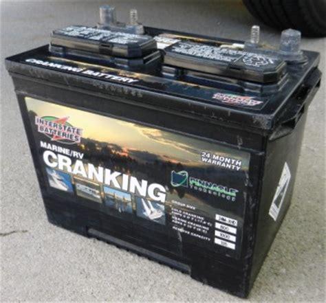 boat battery mca boat battery boat batteries