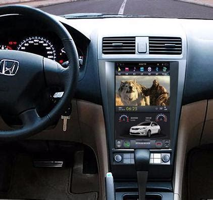 android navigation radio  honda accord