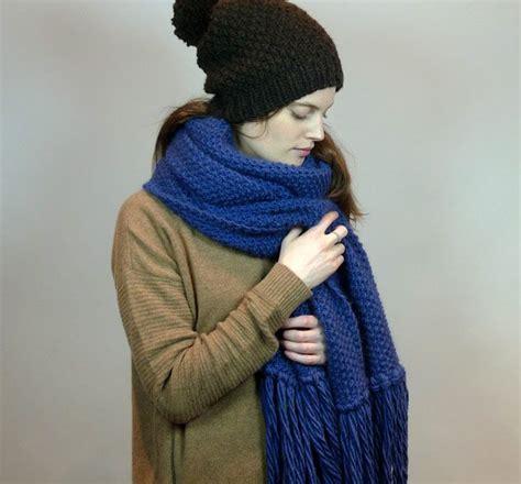 knitting pattern blanket scarf 17 best images about scarf and wrap knitting patterns on