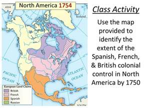 america 1754 map essential question how did imperial competition between