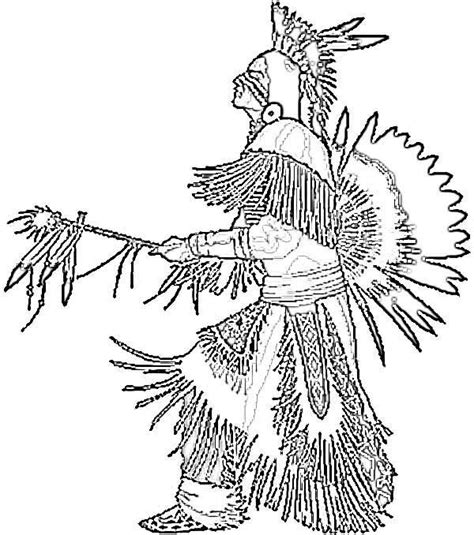 Iroquois Coloring Pages Native American Coloring Pages Bestofcoloring Com