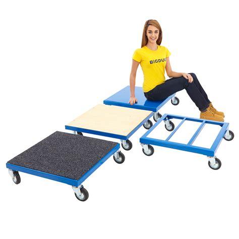 truck bed dolly heavy duty platform dolly cart flat bed truck steel 200kg