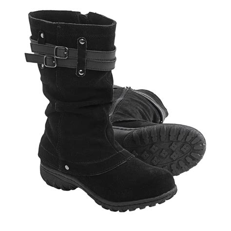 khombu snow boots khombu mallory snow boots for 103kx save 49
