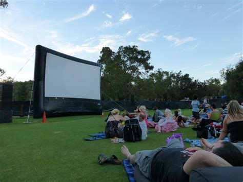 Moonlight Cinema Botanic Gardens Malteser Moonlight Cinema Picture Of Park Botanic Garden Perth Tripadvisor